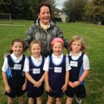 1st Class Girls