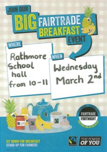 Fairtrade Breakfast 2016